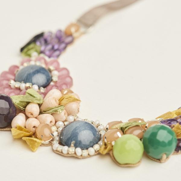 Dream Blueprints Design Studio , Hand Embroidery Atelier, accessories, necklace
