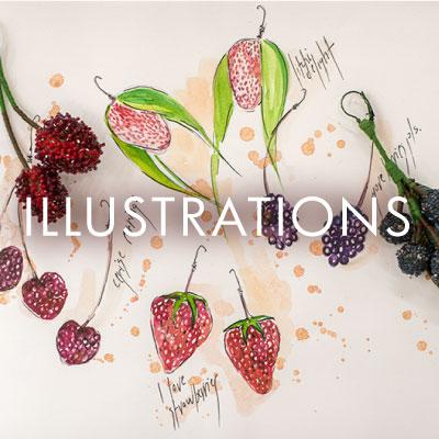 Dream Blueprints illustrations